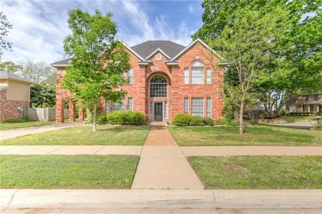1041 Brownstone Drive, Grapevine, TX 76051 (MLS #14081511) :: The Tierny Jordan Network