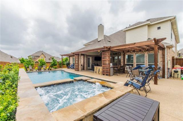 12700 Forest Glen Lane, Fort Worth, TX 76244 (MLS #14081570) :: Baldree Home Team