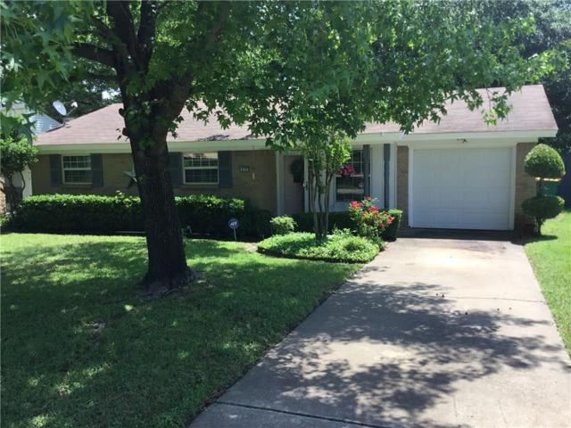 819 Marigold Drive, Cedar Hill, TX 75104 (MLS #14081582) :: Baldree Home Team