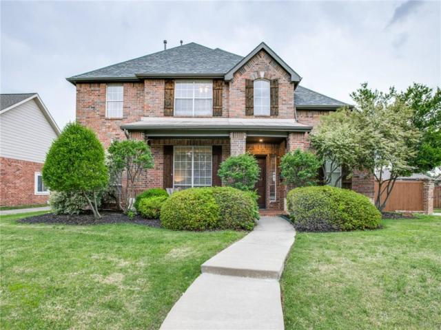 1206 King Bors Lane, Lewisville, TX 75056 (MLS #14081794) :: The Hornburg Real Estate Group