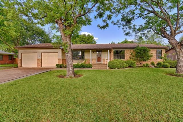 3604 Chaffin Drive, Richland Hills, TX 76118 (MLS #14081804) :: The Hornburg Real Estate Group