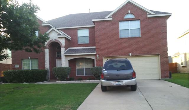 613 Dover Heights Trail, Mansfield, TX 76063 (MLS #14081829) :: The Chad Smith Team
