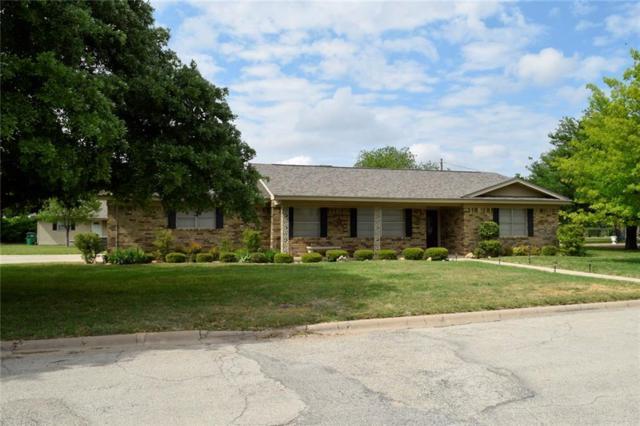1304 Hillcrest, Coleman, TX 76834 (MLS #14081849) :: Lynn Wilson with Keller Williams DFW/Southlake