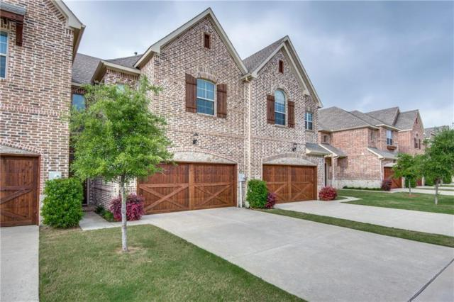 150 Preserve Place, Lewisville, TX 75067 (MLS #14081874) :: RE/MAX Landmark