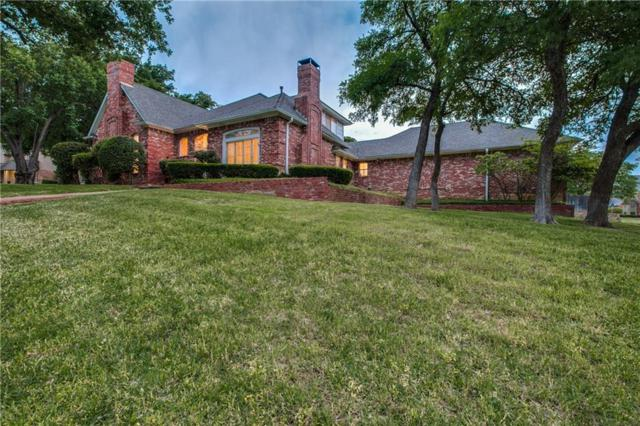 4001 Fair Hill Court, Colleyville, TX 76034 (MLS #14081951) :: The Tierny Jordan Network