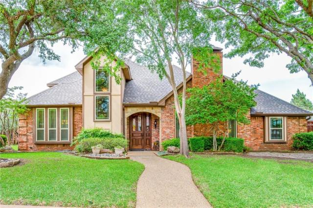 3805 Whiffletree Court, Plano, TX 75023 (MLS #14081967) :: The Heyl Group at Keller Williams