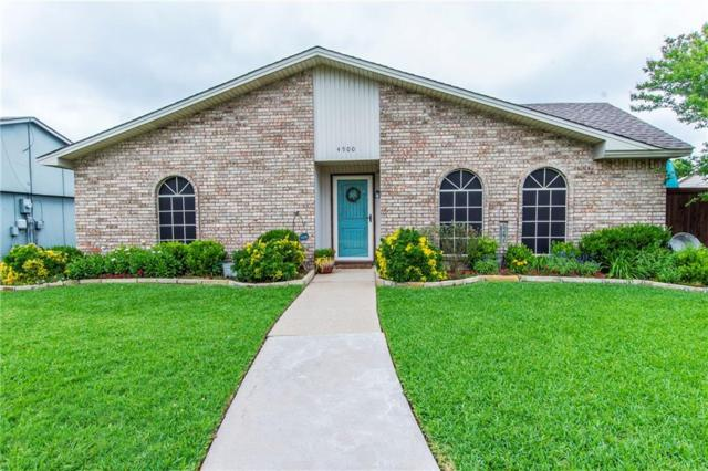 4900 Walker Drive, The Colony, TX 75056 (MLS #14081971) :: Baldree Home Team