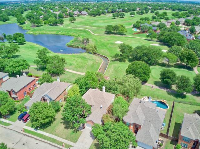 2805 Woodson Drive, Mckinney, TX 75072 (MLS #14082050) :: The Hornburg Real Estate Group