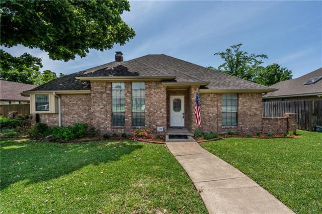 4622 Elderberry Drive, Garland, TX 75043 (MLS #14082085) :: The Chad Smith Team