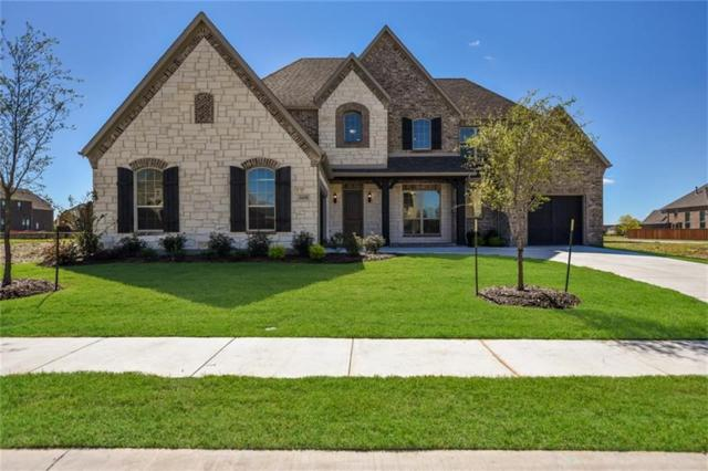 1650 Lonesome Dove Drive, Prosper, TX 75078 (MLS #14082135) :: Real Estate By Design