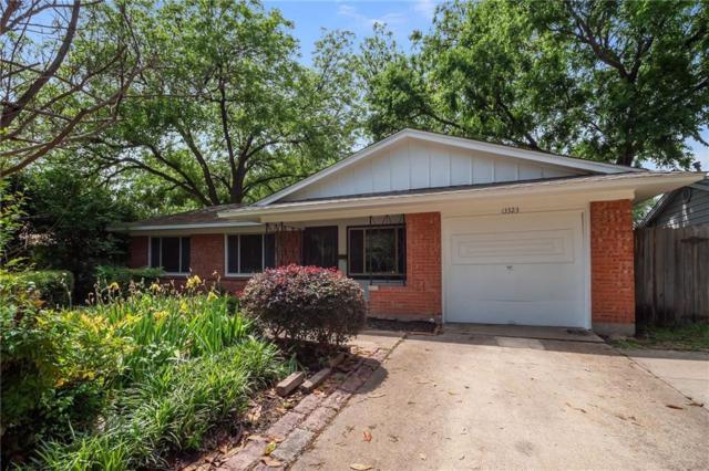 13323 Mount Castle Drive, Farmers Branch, TX 75234 (MLS #14082169) :: The Hornburg Real Estate Group