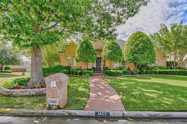 1422 Wheeler Drive, Mansfield, TX 76063 (MLS #14082181) :: The Tierny Jordan Network