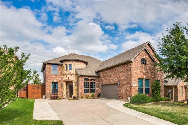 206 Barkley Drive, Hickory Creek, TX 75065 (MLS #14082283) :: Baldree Home Team