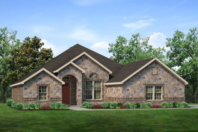 7405 Green Mesa Lane, Ponder, TX 76249 (MLS #14082303) :: Baldree Home Team