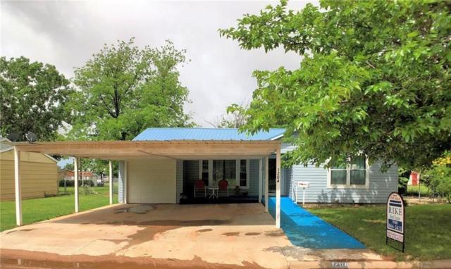 1204 Pawnee Avenue, Rule, TX 79547 (MLS #14082364) :: Kimberly Davis & Associates