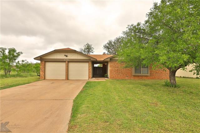 6102 Princess Lane, Abilene, TX 79606 (MLS #14082375) :: Baldree Home Team