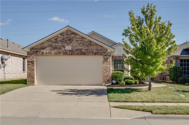 5320 Austin Ridge Drive, Fort Worth, TX 76179 (MLS #14082397) :: Baldree Home Team