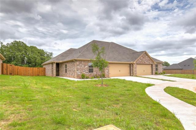 541 Landry Court, Granbury, TX 76049 (MLS #14082429) :: The Hornburg Real Estate Group