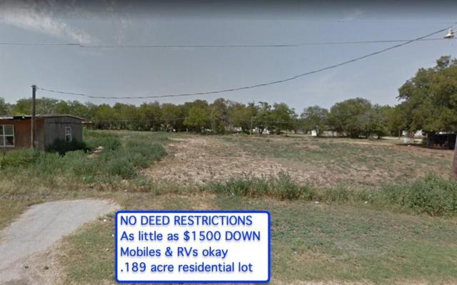 Lot 4 W Washington Avenue, Whitney, TX 76692 (MLS #14082430) :: The Heyl Group at Keller Williams