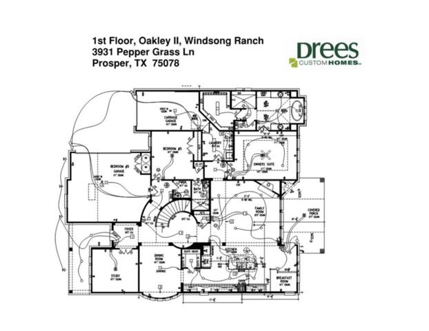 3931 Pepper Grass, Prosper, TX 75078 (MLS #14082437) :: Real Estate By Design