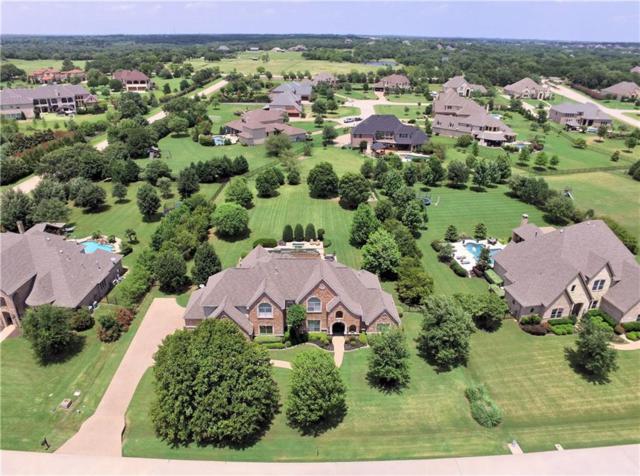 5600 Kelcourt Drive, Flower Mound, TX 75022 (MLS #14082442) :: Team Tiller