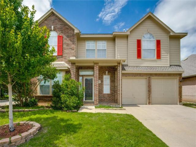 5201 White Sands Drive, Fort Worth, TX 76137 (MLS #14082493) :: Real Estate By Design