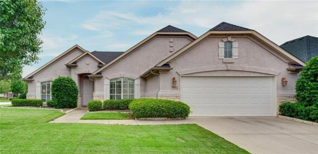 9801 Crestridge Drive, Denton, TX 76207 (MLS #14082566) :: Real Estate By Design