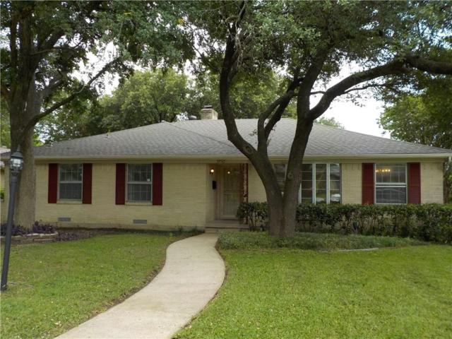 5740 Marview Lane, Dallas, TX 75227 (MLS #14082567) :: The Mitchell Group