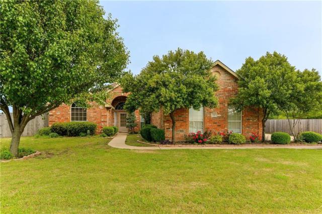 122 Wilshire Circle, Waxahachie, TX 75165 (MLS #14082631) :: Baldree Home Team