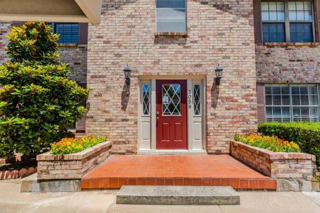 5056 Matilda Street #127, Dallas, TX 75206 (MLS #14082632) :: Team Hodnett