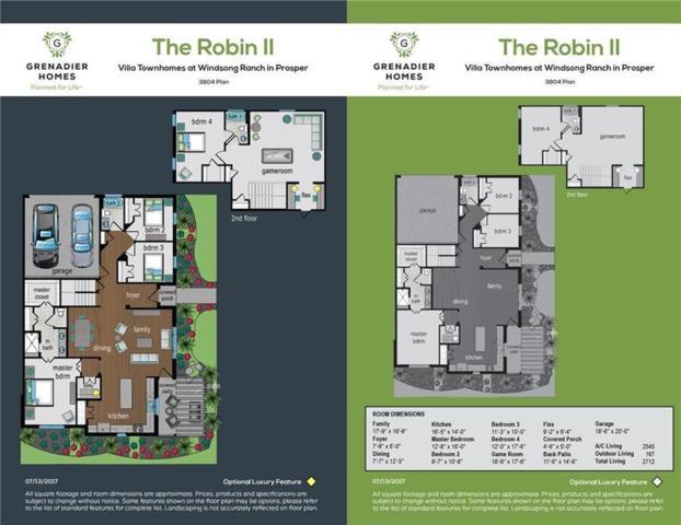 3961 Dalea Drive, Prosper, TX 75078 (MLS #14082638) :: Real Estate By Design