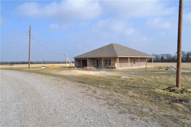 400 Marshall Circle, Whitewright, TX 75491 (MLS #14082696) :: Baldree Home Team