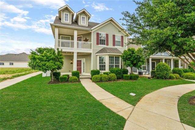 9201 Sweeney Court, Aubrey, TX 76227 (MLS #14082882) :: Real Estate By Design