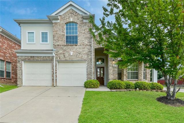 437 Twin Knoll Drive, Mckinney, TX 75071 (MLS #14082962) :: All Cities Realty