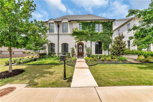 4020 Bent Elm Lane, Fort Worth, TX 76109 (MLS #14082972) :: Century 21 Judge Fite Company