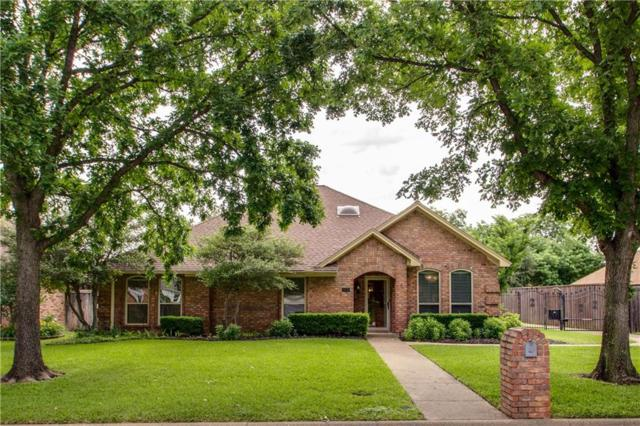 2800 Summit Ridge Street, Grapevine, TX 76051 (MLS #14083000) :: The Tierny Jordan Network