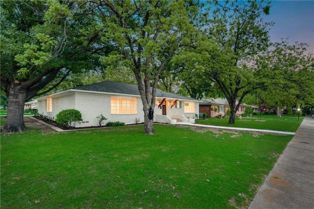 5326 Elkridge Drive, Dallas, TX 75227 (MLS #14083034) :: The Mitchell Group