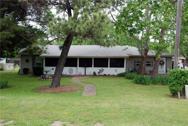 309 W Sherman Drive, Aubrey, TX 76227 (MLS #14083080) :: Real Estate By Design