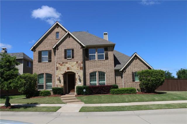 500 Four Stones Boulevard, Lewisville, TX 75056 (MLS #14083091) :: The Hornburg Real Estate Group