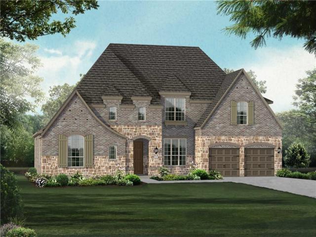 180 Granite Shoal Drive, Prosper, TX 75078 (MLS #14083307) :: Kimberly Davis & Associates