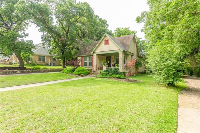 2212 Yucca Avenue, Fort Worth, TX 76111 (MLS #14083439) :: The Heyl Group at Keller Williams
