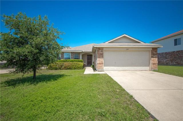 1303 Aztec Trail, Krum, TX 76249 (MLS #14083475) :: The Heyl Group at Keller Williams