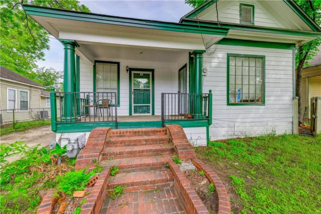 5343 Ash Lane A&B, Dallas, TX 75223 (MLS #14083482) :: The Hornburg Real Estate Group