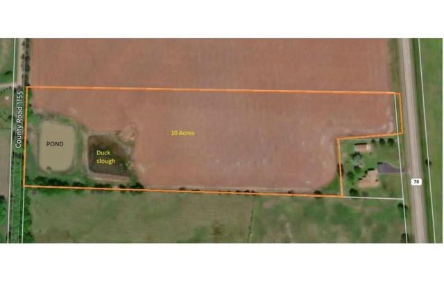TBD N Hwy 78, Bonham, TX 75418 (MLS #14083527) :: Baldree Home Team
