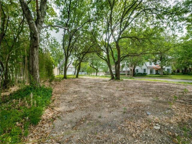 3121 Beverly Drive, Highland Park, TX 75205 (MLS #14083532) :: The Hornburg Real Estate Group