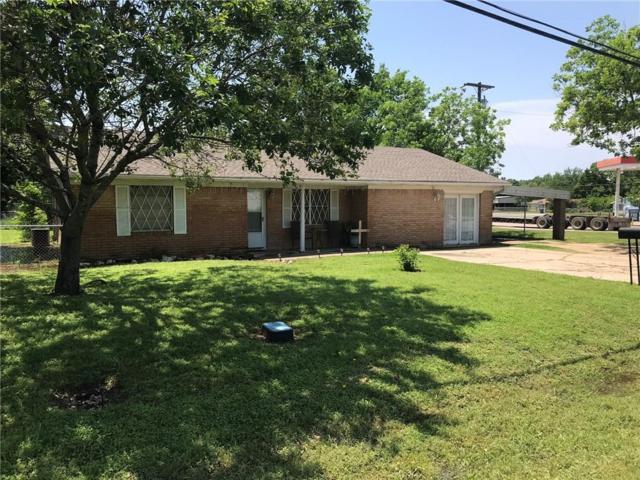703 N Gilmer Avenue, Dawson, TX 76639 (MLS #14083548) :: RE/MAX Town & Country