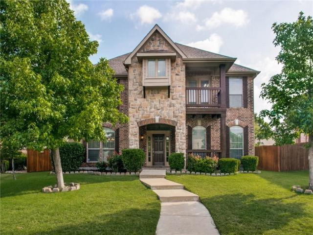 2304 Aspermount Drive, Frisco, TX 75033 (MLS #14083561) :: The Chad Smith Team