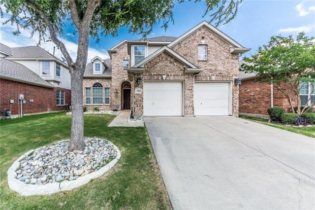 2433 Mallard Drive, Little Elm, TX 75068 (MLS #14083615) :: Team Tiller