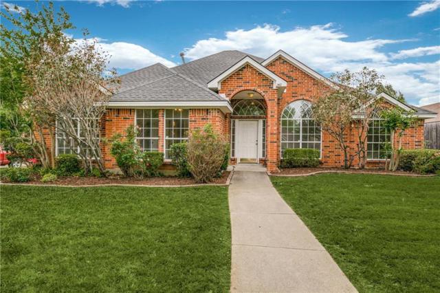 2411 Springfield Drive, Mesquite, TX 75181 (MLS #14083645) :: The Hornburg Real Estate Group