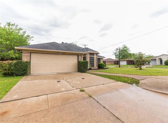 6200 Tempest Drive, Arlington, TX 76001 (MLS #14083661) :: Baldree Home Team